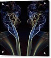 Silk Stockings Acrylic Print