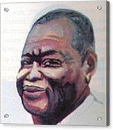 Simon Kimbangu Acrylic Print