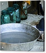 Simple Life 2 Acrylic Print by Julie Palencia