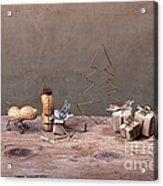 Simple Things - Christmas 06 Acrylic Print
