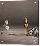 Simple Things Easter 09 Acrylic Print