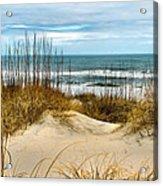 Simply The Beach Acrylic Print