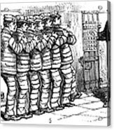 Sing Sing Prison, 1878 Acrylic Print by Granger