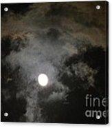 Sinister Skies Acrylic Print