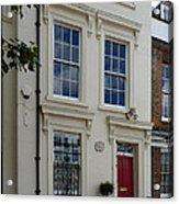 Sir Christopher Wren's Home Acrylic Print