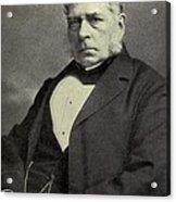 Sir Henry Bessemer 1813-1898, A British Acrylic Print