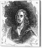 Sir Henry Vane (1613-1662) Acrylic Print