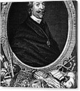 Sir Thomas Roe (c1581-1644) Acrylic Print