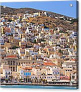 Siros Greece 2  Acrylic Print