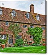 Sissinghurst Castle Acrylic Print