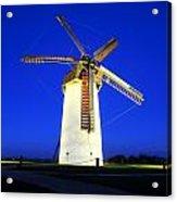 Skerries Windmill, Co Dublin, Ireland Acrylic Print