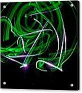 Skrillen The Mood 3 Acrylic Print by Cyryn Fyrcyd