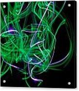 Skrillen The Mood 4 Acrylic Print by Cyryn Fyrcyd