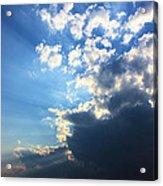 Sky Drama Acrylic Print
