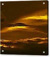 Sky Of Golden Fleece Acrylic Print