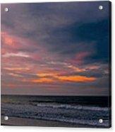 Sky Of Pastels Acrylic Print