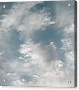 Sky Series - Heavenly Acrylic Print