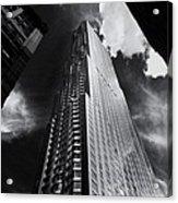 Skyscraper - New York City Acrylic Print