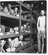 Slave Laborers In A German Acrylic Print