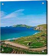 Slea Head & Blasket Islands, Dingle Acrylic Print by The Irish Image Collection