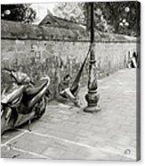 Sleeping In Hanoi Acrylic Print