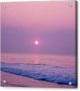 Slither Sun Acrylic Print