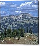 Slocan Valley Acrylic Print