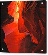 Slot Canyons - 502 Acrylic Print