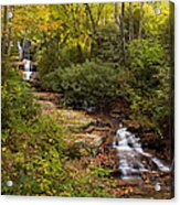 Small Stream Acrylic Print