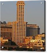 Smith Tower Acrylic Print
