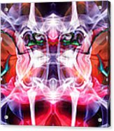 Smoke Dementia Number Three Edit D Acrylic Print
