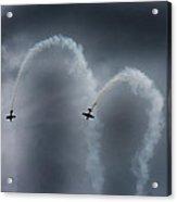 Smoke Signals Acrylic Print