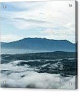 Smoky Mountain Morning   Acrylic Print by Glenn Lawrence