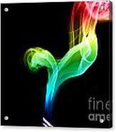 Smoky  Acrylic Print