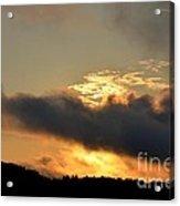 Smoldering Sunrise Acrylic Print
