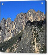 Snagtooth Ridge North Cascades National Park Acrylic Print by Pierre Leclerc Photography