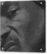 Snoop Dogg Acrylic Print