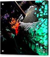 Snowcolors Acrylic Print