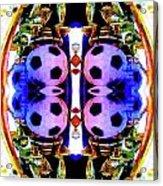 Soccer Memorabilla 4 Acrylic Print