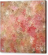 Soft Autumn Colors Acrylic Print