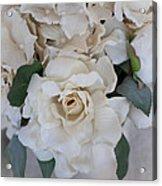 Soft Floral Acrylic Print