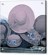 Soft Hats  Acrylic Print