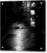 Soho Noir Acrylic Print by Dean Harte