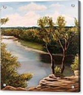 Solado Creek Acrylic Print