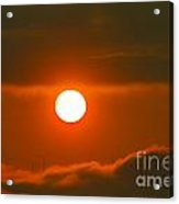 Solar And Wind  Acrylic Print