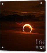 Solar Eclipse Acrylic Print