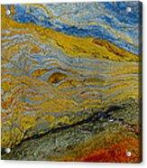 Solar Acrylic Print by Fine Art  Photography