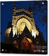 Soller Cathedral Acrylic Print