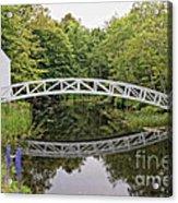 Somes Bridge Acrylic Print