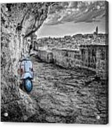 Something Old Something New Acrylic Print by Michael Avory